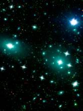 звёзды во космосе